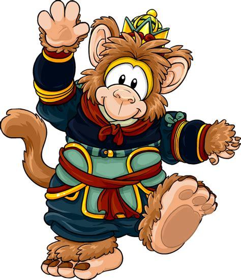 monkey king club penguin wiki fandom powered  wikia