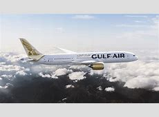 Brand New New Logo, Identity, and Livery for Gulf Air by