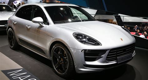 2020 Porsche Macan Turbo Debuts With 434 HP 2.9L Turbo V6 ...