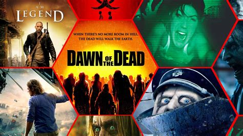 zombie movies   st century