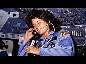 Sally Ride Remembers Her Shuttle Flight | Video - YouTube