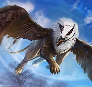 Griffin by AppleSin on DeviantArt | Fantasy - Creatures ...