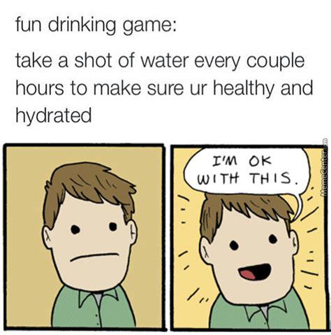 Meme Drinking Game - best drinking game ever by totally random dude meme center