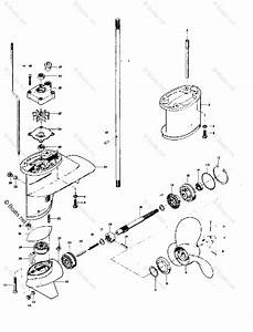 Mercury Chrysler Outboard Parts By Hp  U0026 Model 25hp Oem