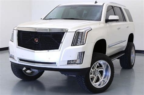Cadillac Escalade Lift Kit by 2015 Cadillac Escalade Luxury Custom Lift Kit 22in
