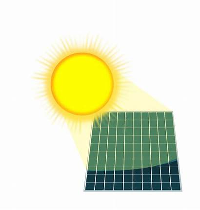 Solar Energy Power Svg Commons Panels Electricity