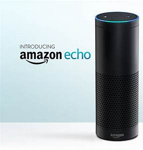 Amazon unveils Echo, a speaker featuring a Siri-like voice ...