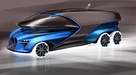 Bugatti Truck by Bugatti Truck Challenge Car Design Sketches Car Design