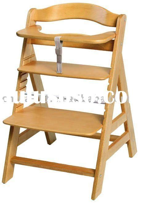 woodwork wooden baby high chair plans  plans