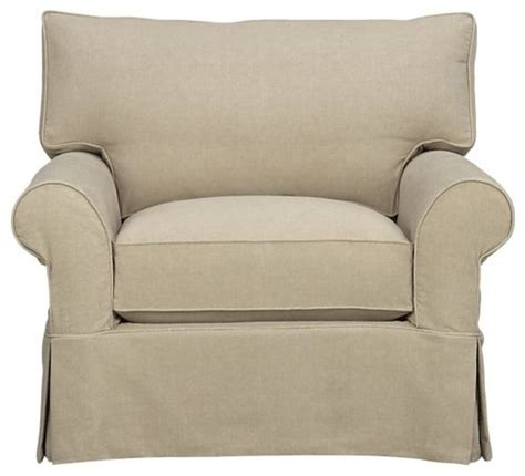 slipcover only for cortland swivel chair modern living