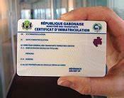 Carte Grise Gouvernement : gouvernement une carte grise en polycarbonate pour le gabon ~ Medecine-chirurgie-esthetiques.com Avis de Voitures