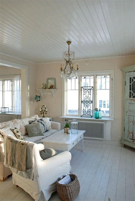 shabby chic living room decor ideas  designs