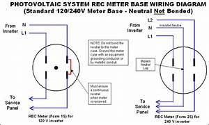Form 46s Meter Wiring Diagram