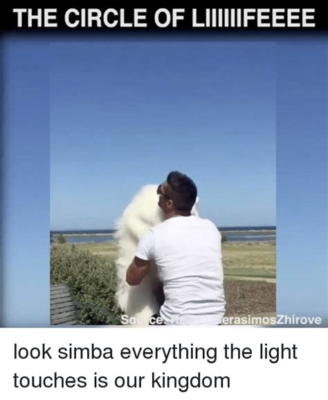 Everything The Light Touches Is Our Kingdom by Circles Memes Of 2017 On Sizzle Grown