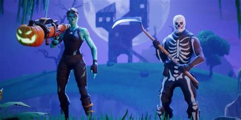 skull trooper   fortnite halloween skins leak