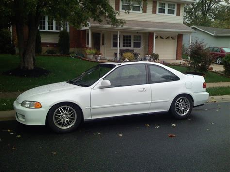 jdm acura legend 95 civic ex with gsr swap for sale