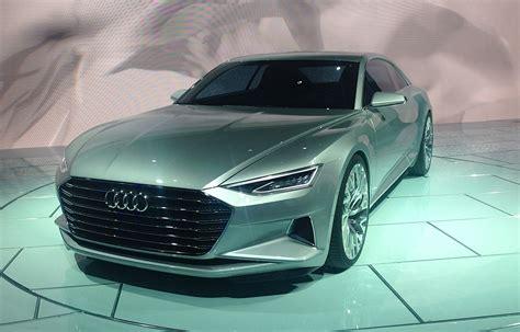 Are Audi Infiniti And Maserati Design Concepts