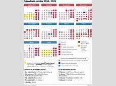 Calendario Escolar de Aragón 201819 Vecinos Barrio Jesús