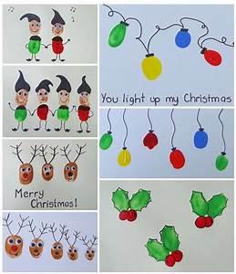 Weihnachtskarten Basteln Grundschule : anleitungen basteln mit 2j hrigen kindern f r weihnachten ~ Orissabook.com Haus und Dekorationen