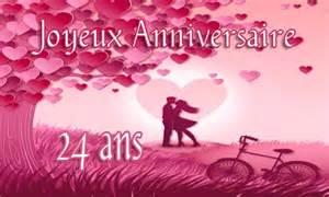 anniversaire de mariage 7 ans carte anniversaire 24 ans virtuelle gratuite à imprimer