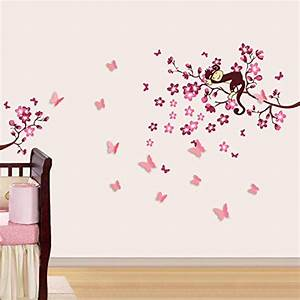 deco chambre bebe fille chambre d39enfant With affiche chambre bébé avec livraison rapide de fleurs