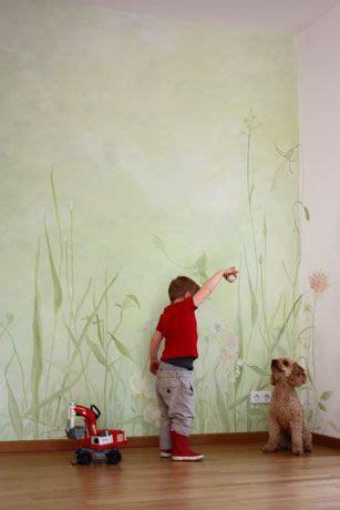 Wandgestaltung Kinderzimmer Wiese by Pin Naemi Mi Auf W 228 Nde Wiese