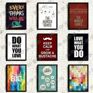 Wall Art Designs: Cool wall art posters paintings for your