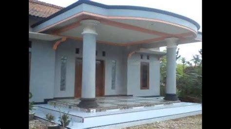 model teras rumah lisplang informasi desain  tipe rumah