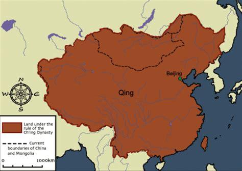 qing dynasty timeline timetoast timelines