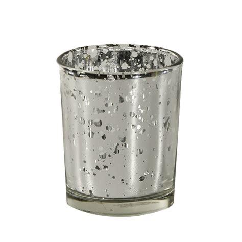 bulk candle bulk silver mercury glass votive holders