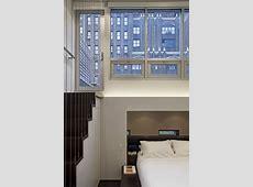 Manhattan micro loft on top of New York City's roof