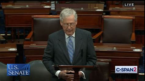 Sen. McConnell's hands bruised, discolored | wwltv.com