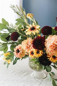 9, Diy, Fall, And, Thanksgiving, Floral, Centerpieces