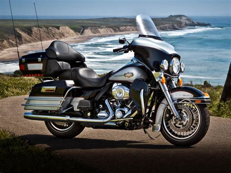 Harley Davidson Motorcycles Wallpapers