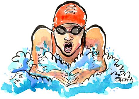 swimming breaststroke clipart swimmer butterfly www imgkid the image kid