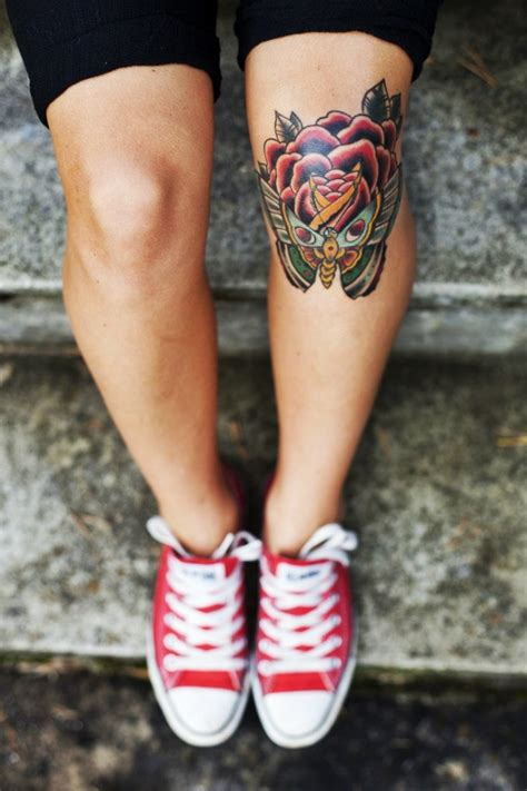 George Cross Tattoos knee tattoo designs images  pictures 682 x 1024 · jpeg