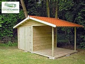 Abris De Jardin Auvergne : abri de jardin en bois classique import garden havr ~ Premium-room.com Idées de Décoration
