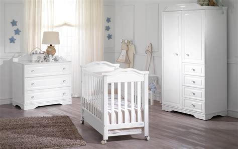 chambres de bébé chambre bébé blanche