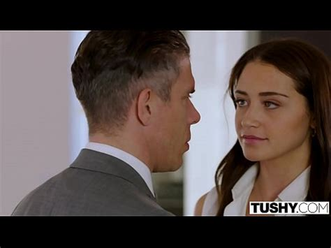 TUSHY Assistant Gets DP D By Boss And Friend XNXX