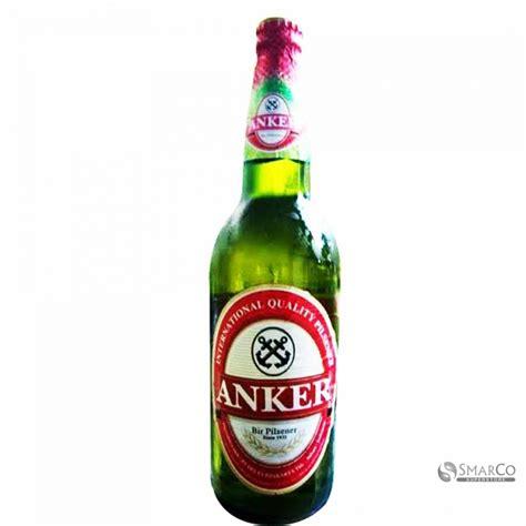 Anker Beer Review by Detil Produk Anker Beer Botol 620 Ml 8992756333445