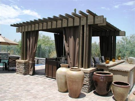 shade for the cold seasons mediterranean patio