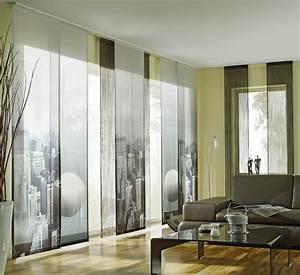 Panneaux Gardinen Modern : fl chenvorh nge gardinen und mehr ~ Markanthonyermac.com Haus und Dekorationen