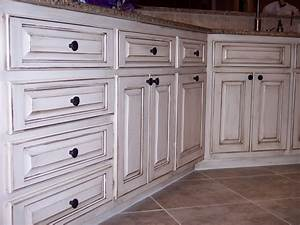 the ragged wren how to paint cabinets secrets from a With painting cabinets white antique look