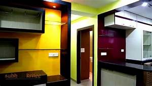 Subhaakritee now new trend interior design for your 3bhk for Interior ideas for 2 bhk flat