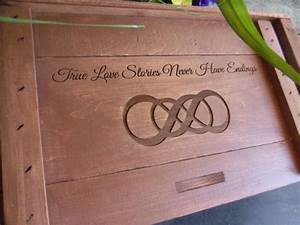 wedding wine box wine box custom wine box engraved wine With love letter wine box