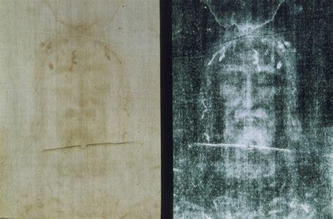 turin shroud image caused  earthquake  jesus