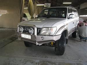 Toyota Prado 90 Bullbar