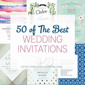 the best wedding invitations that you can order online With how to order wedding invitations online