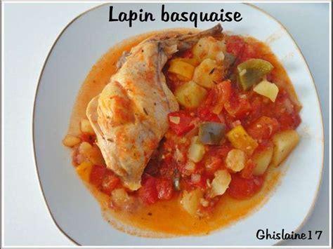lapin cuisine recettes de lapin de ghislaine cuisine