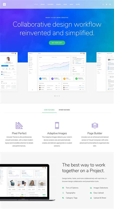 landing page template 10 best landing page templates in 2018